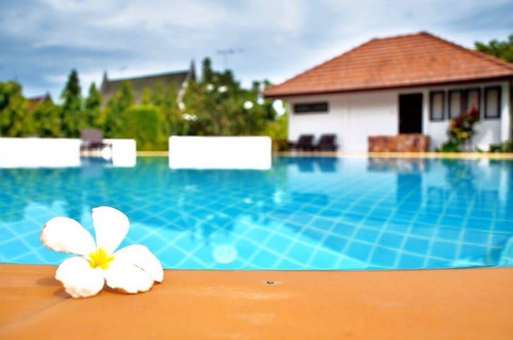 Baansuannuanta@Amphawa SamutSongkam - Samut Songkram - Villa