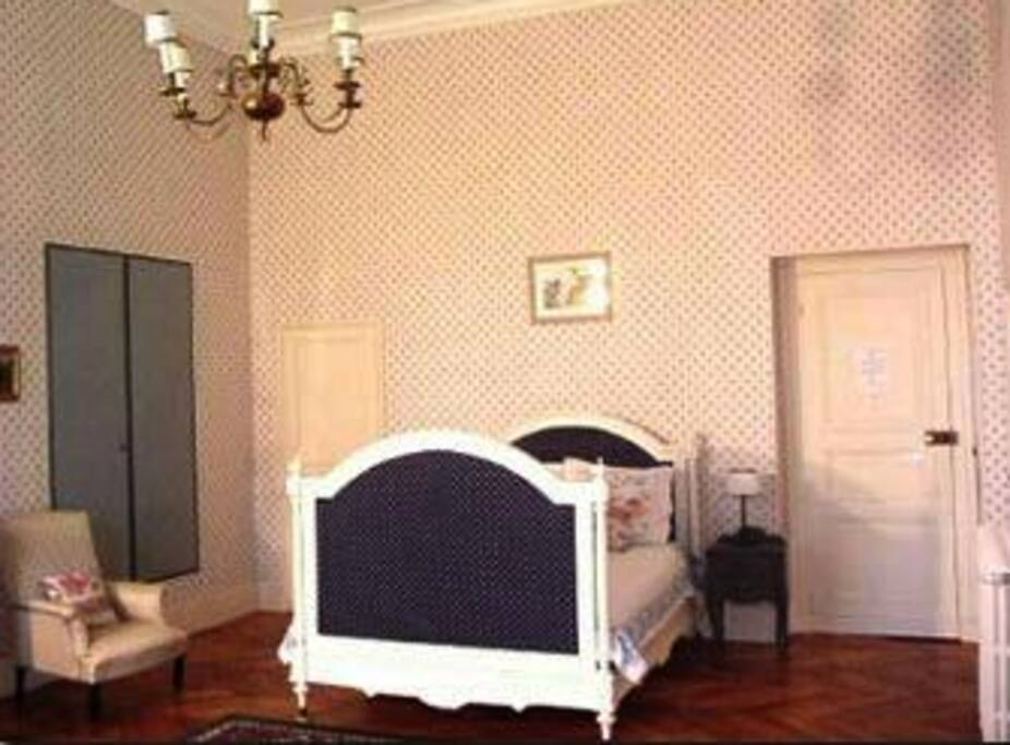 Chambre Comtesse Catherine
