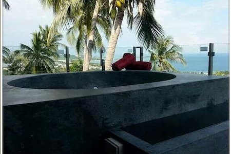 Studio balou/jacuzzy/sea view - Ko Samui
