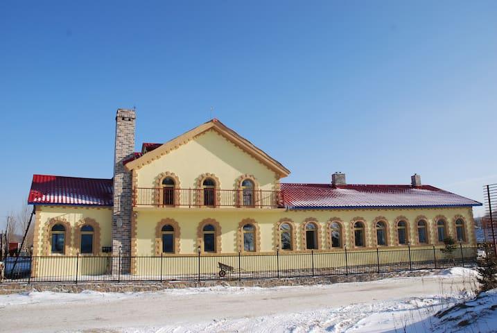亚布力滑雪场亚布力春雪居山庄 - Harbin