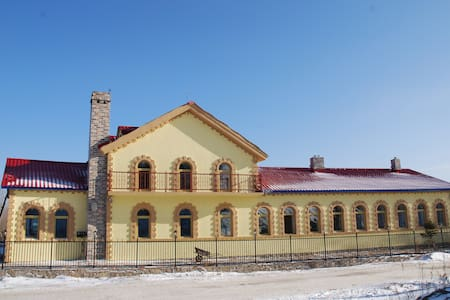 亚布力滑雪场亚布力春雪居山庄 - Harbin - Bungalow