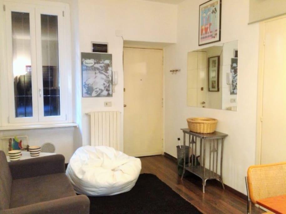 Cozy 1bdrm flat in sempione area appartamenti in affitto for Living milano sempione