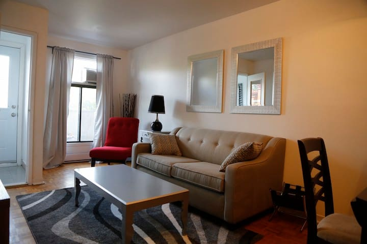 Great Apt. In The Heart Of Montreal