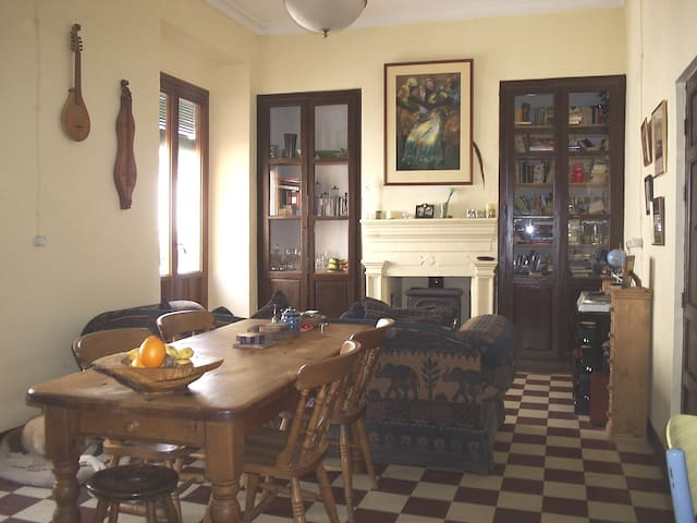 Classic Andalucian townhouse - Alhama de Granada - House