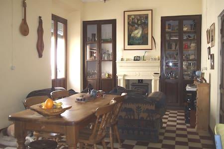 Classic Andalucian townhouse - Alhama de Granada - Hus