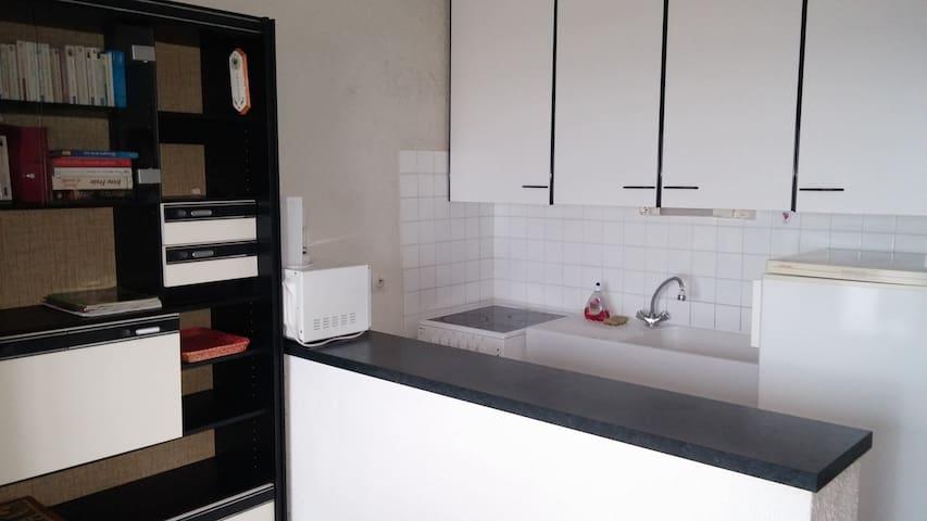 PORT-LA-NOUVELLE/FACE  PLAGE-Appt4p - Port-la-Nouvelle - Apartment