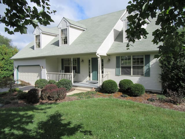 Quiet home near Longwood Gardens 2 - Avondale - Dom