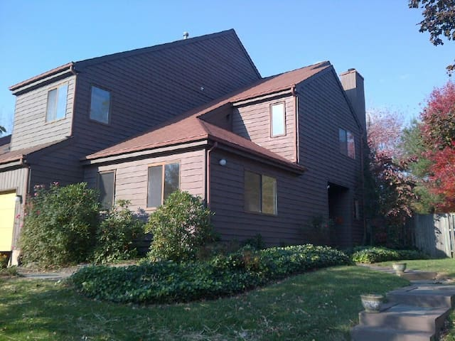 3 Bedroom Townhouse for POPE visit! - Ewing Township