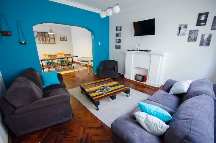 Cozy House in Miraflores - Lima - Huis