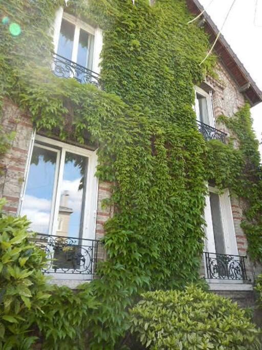 Grande maison proche de paris maisons louer - Location maison jardin ile de france colombes ...