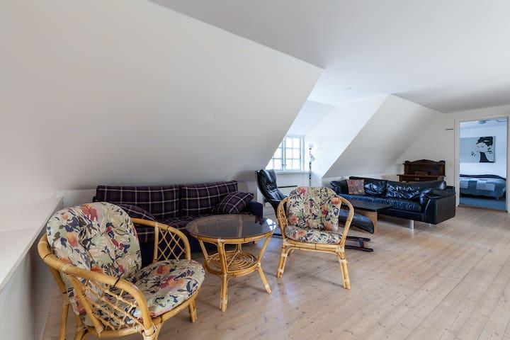 Ophold på skønne Rane Ladegaard - Ebeltoft - Appartement