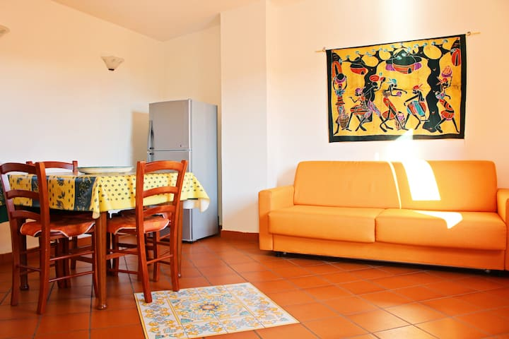 Orange Garden - Attic Flat - Minturno - Daire