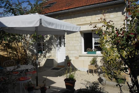 maison sympa proche commerces - Soissons