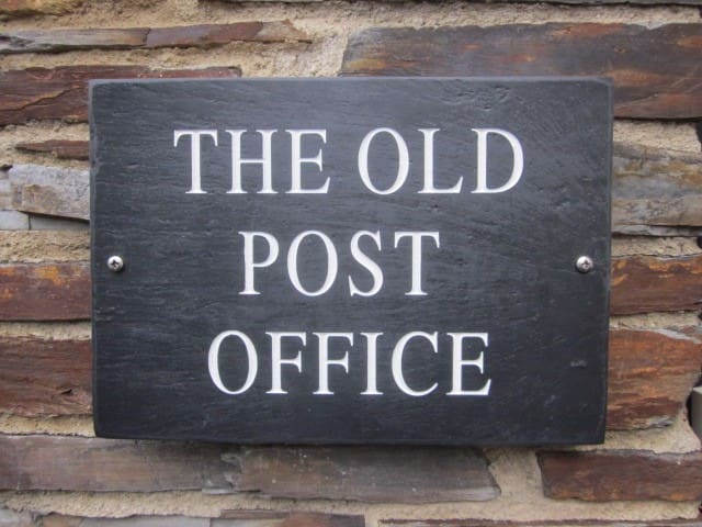 The Old Post Office, South Milton. - South Milton