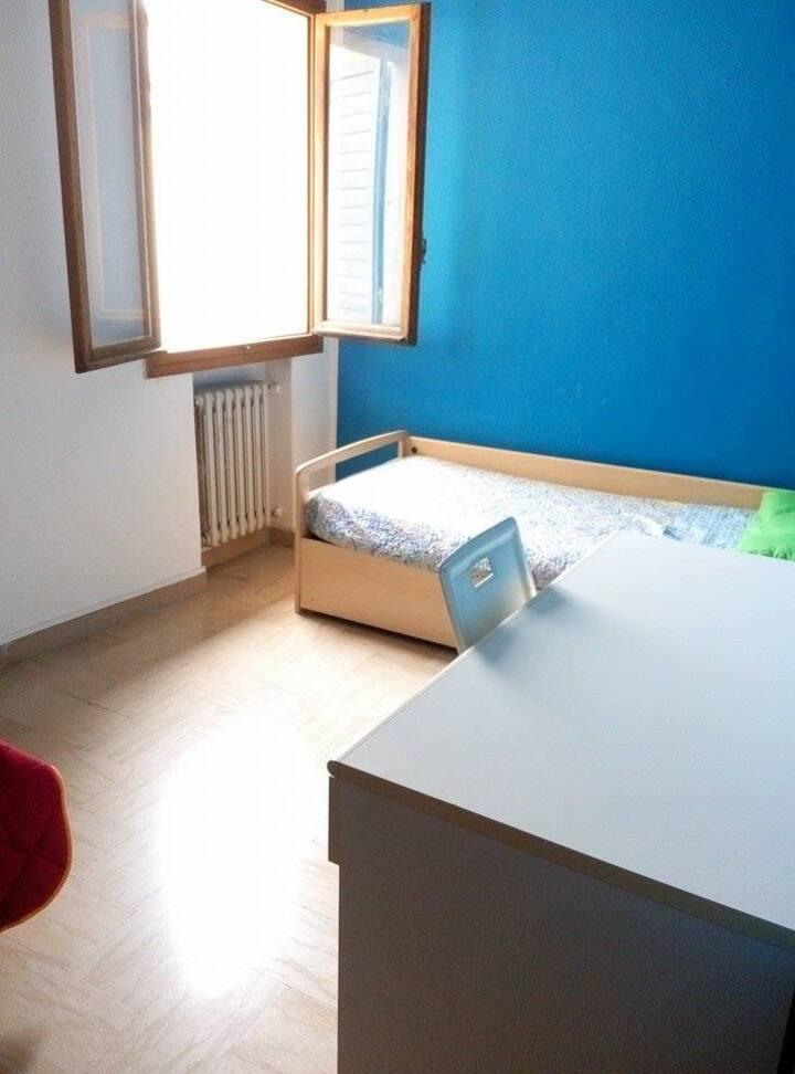 Camera Singola in appartamento condiviso