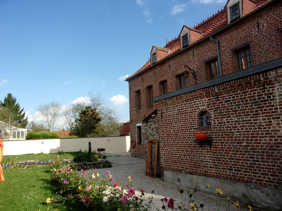 Chambres d 39 h tes maison de papidan houses for rent in for Chambre d hotes picardie