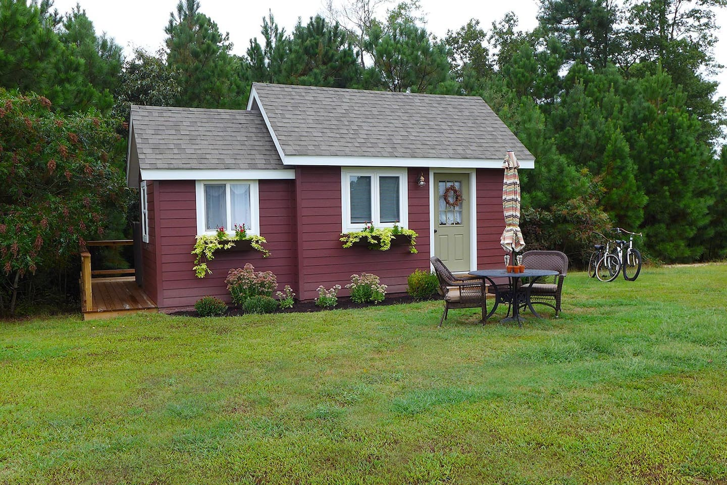 little red house eastern shore va guesthouse for rent in