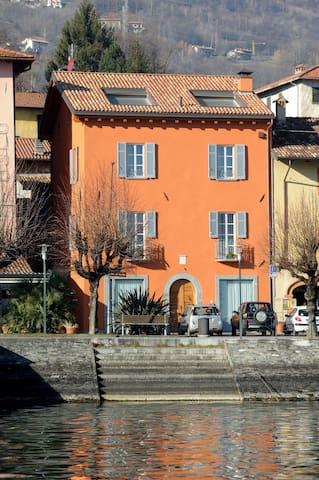 Lake Como, La Casa Sul Lario - Gravedona - Villa