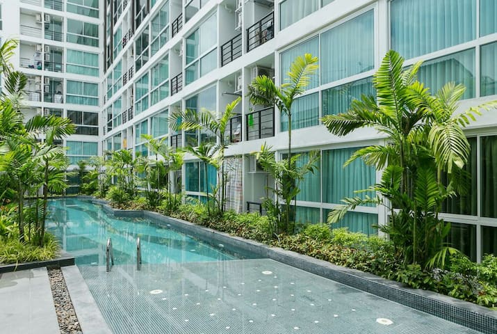 #1Best MustCome Chatuchak Market Great Pool - Chatuchak - Apartament