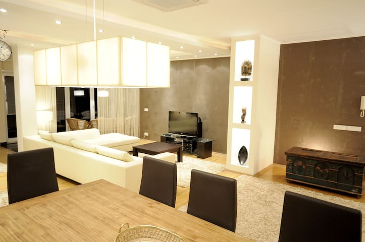 Luxury Penthouse Belgrade / Vracar - Bělehrad - Byt