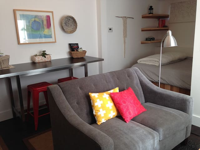 Tiny House by Division & Clinton: Foodie Delight! - Portland - Guesthouse