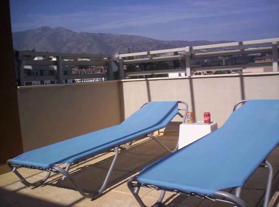 Solarium 2o piso (parte relax)