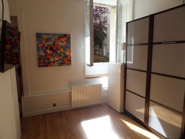 Cozy studio apartment in Saint Germain Des Prés