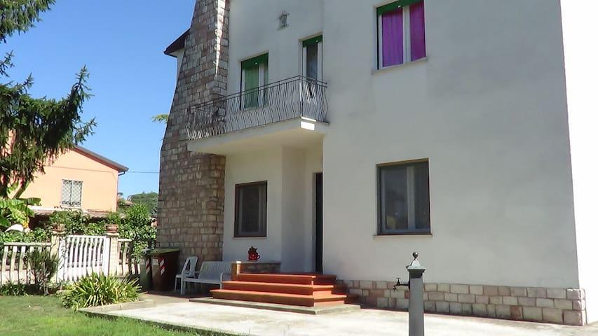 Casa nel Cuore Verde d'Italia - Stanza Verde - Casalina