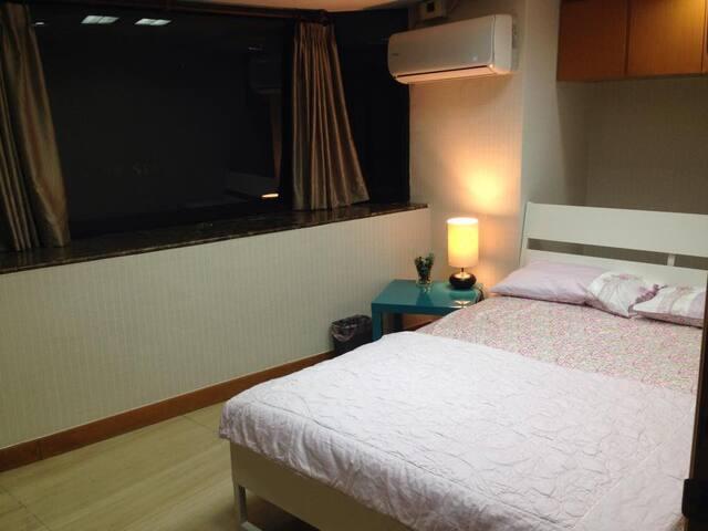 TaipeiDraDrahousea near台北車站/北門站/西門町 - 台北市 - Wohnung