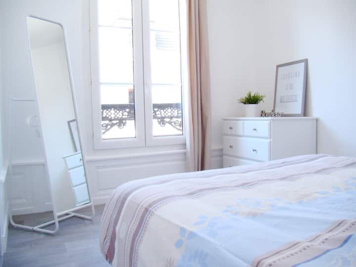 Bel appartement au coeur de Troyes