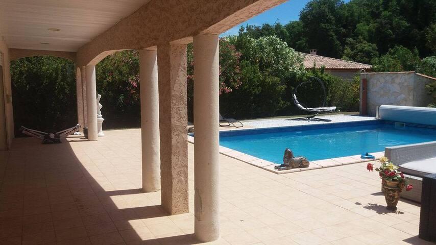 Belle petite maison mitoyenne - Agde - Loma-asunto