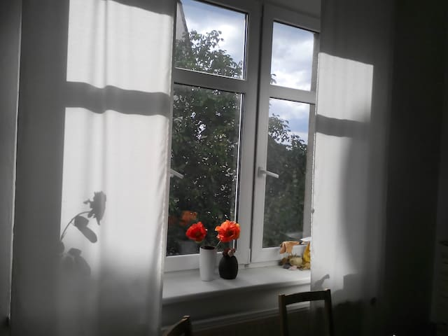 Nice room in the vila with garden - Praha - Villa