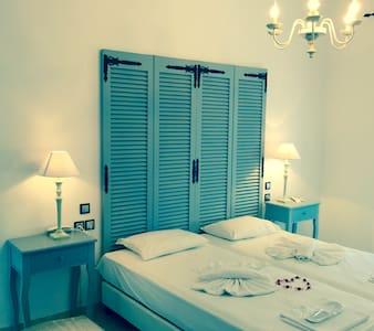Superior double room in Paros - Αλυκή - Bed & Breakfast