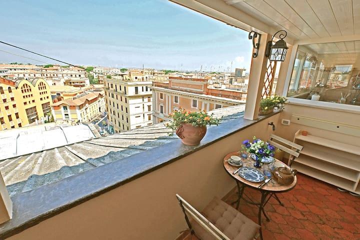 Maison Murat - with lovely terrace