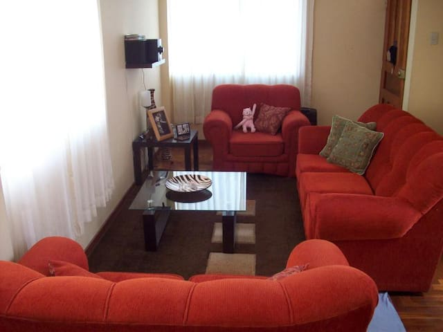Habitacion matrimonial con bano - Arequipa - Leilighet