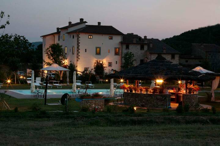 Relais Santa Margherita Papavero - Capolona - Apartment