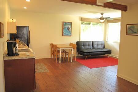 BeachSide Rocky Point 1 bedroom - Haleiwa