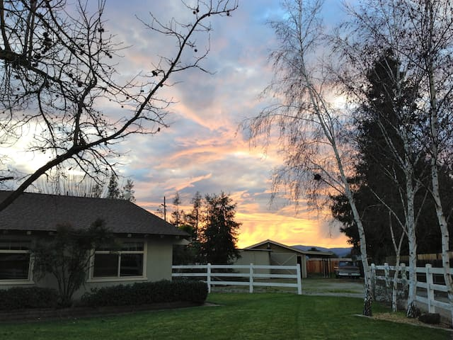 Private Home onBeautiful MiniRanch - Gilroy - House