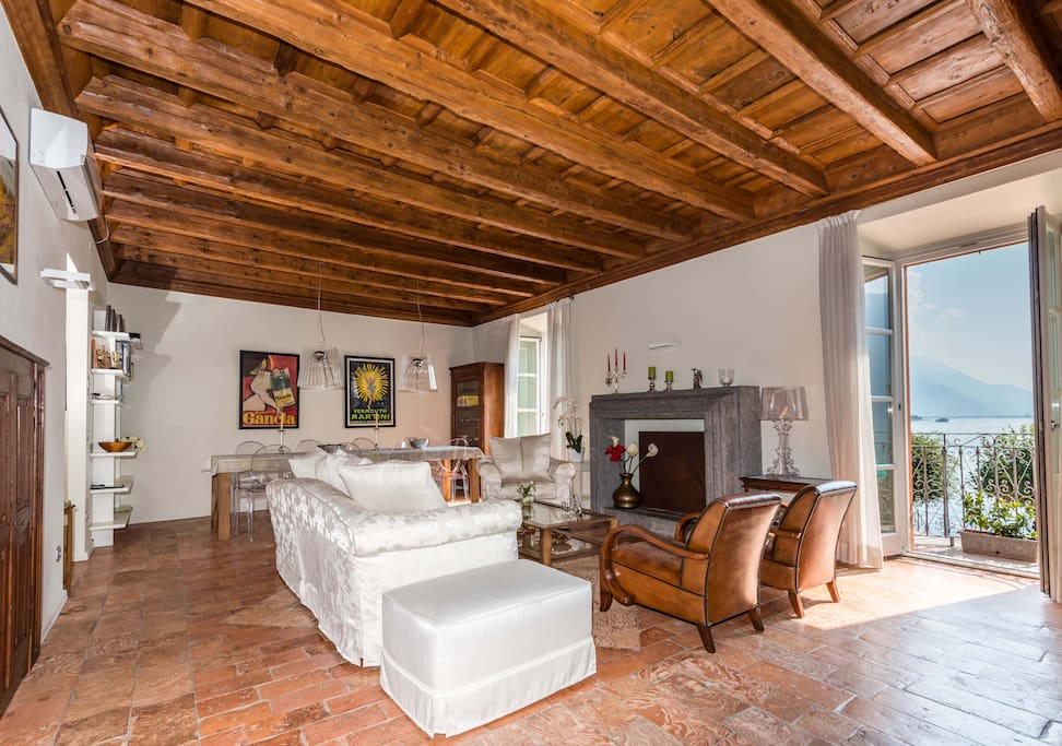 First Floor Elegant Living Room
