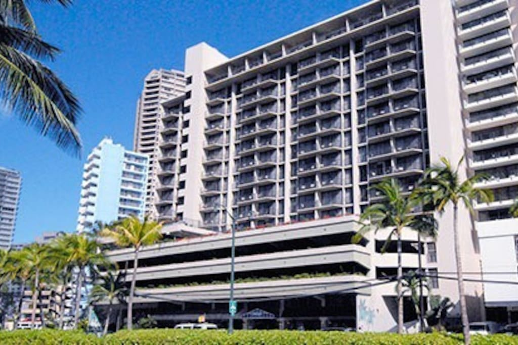 1850 Ala Moana Blvd. Condominiums