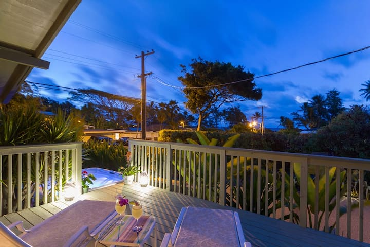 $173/NT Special May 15th~24th Luxurious Cottage!! - Waimanalo - Casa