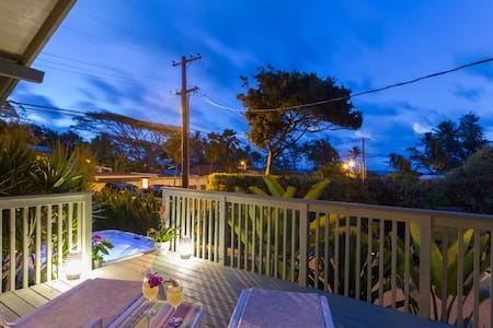 $175/Night Fall Special! Ocean View. A/C. Cottage - 獨棟