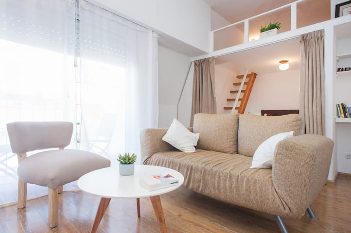 New Cozy Apartment in Recoleta - Buenos Aires - Appartement