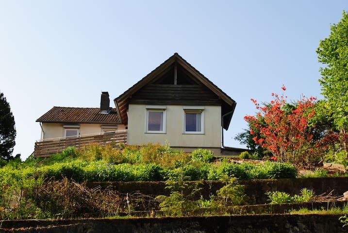Haus in Wieda/Süd-Harz am Waldrand - Wieda - Rumah