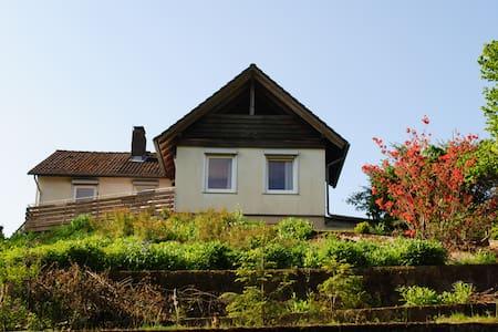 Haus in Wieda/Süd-Harz am Waldrand - Wieda - Hus