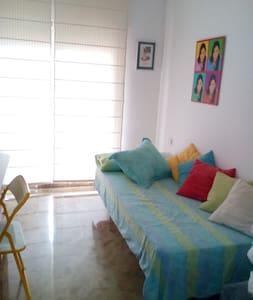 Habitación 1 o 2 personas playa - Tarragona