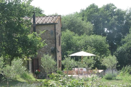Il Torre - Radicondoli - Haus