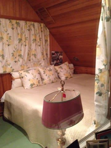 Zimmer im gemütlichen Fachwerkhaus - Wienhausen - Casa