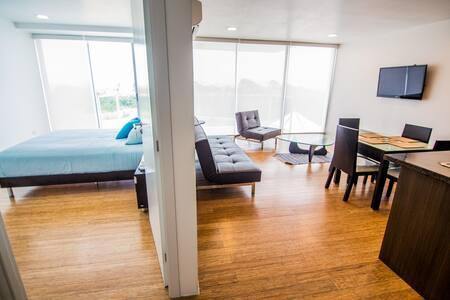 1 Bedroom Apartment - Lakás