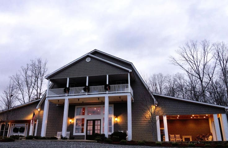 Cedar Hill Lodge,( Converted Barn) - Pikeville - Maison